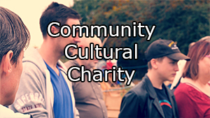 Community, Charity and Cultural